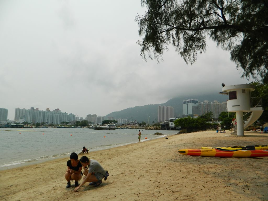 Castle Peak Beach, Новые Территории, Гонконг