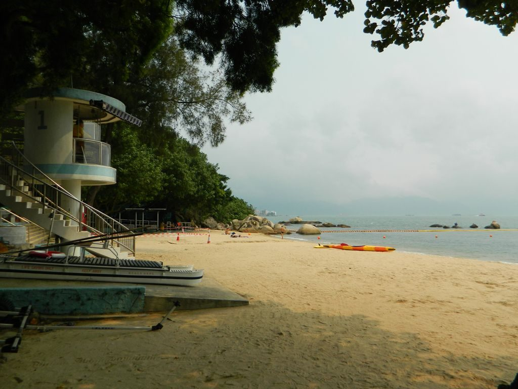 Kadoorie Beach, Гонконг