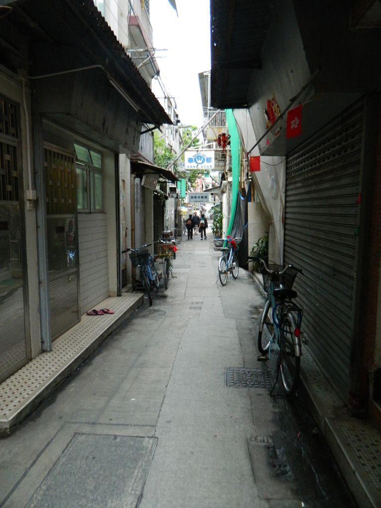 Улицы острова Ченг Чау