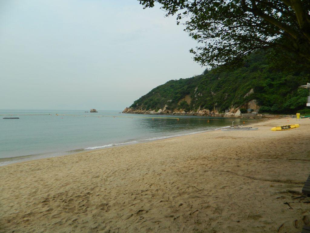 Kwun Yam Wan Beach, Гонконг