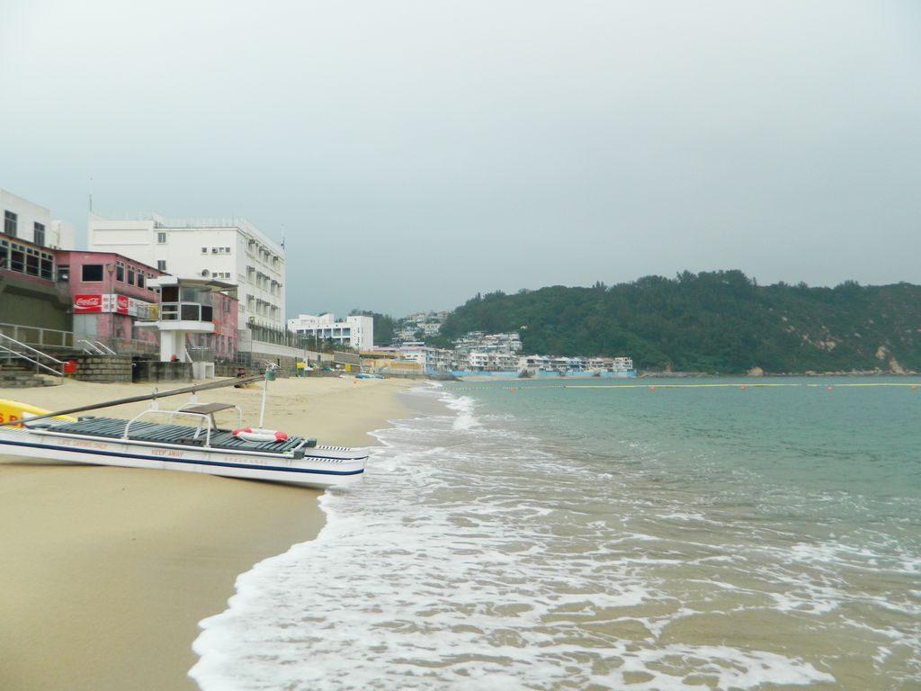 Tung Wan Beach, Гонконг