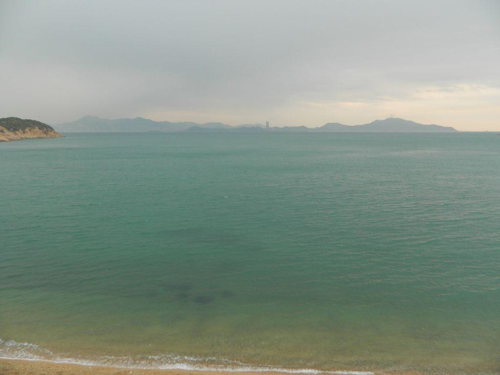 Море, остров Ченг Чау
