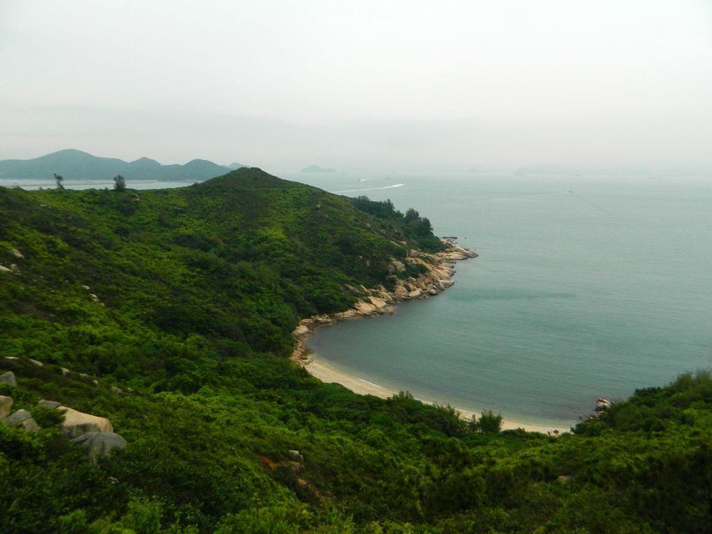 Tung Wan Tsai (Coral Beach), Гонконг
