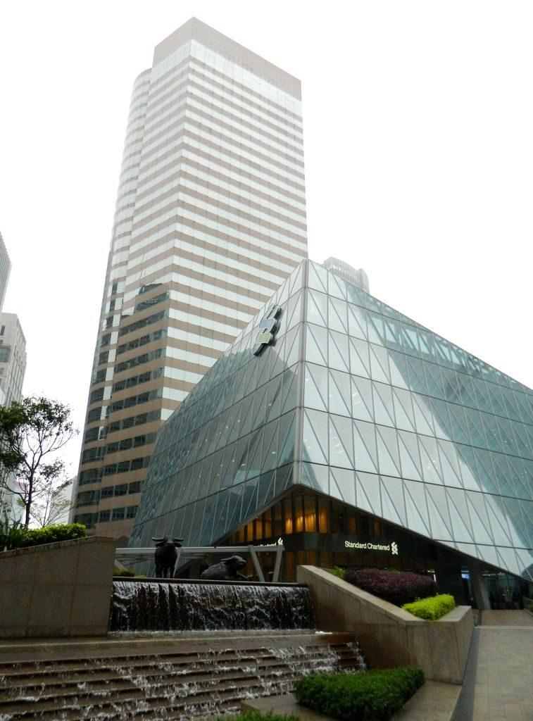 Центральный район Гонконг