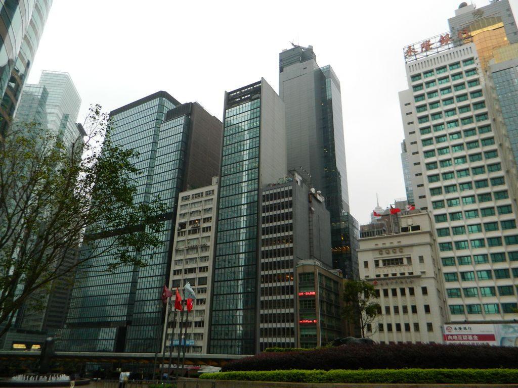 По дороге к Центральному причалу, Гонконг