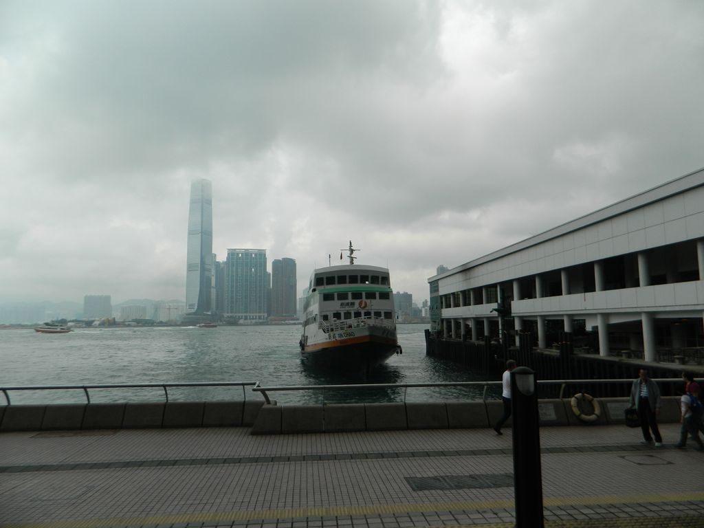 Central Piers, Гонконг