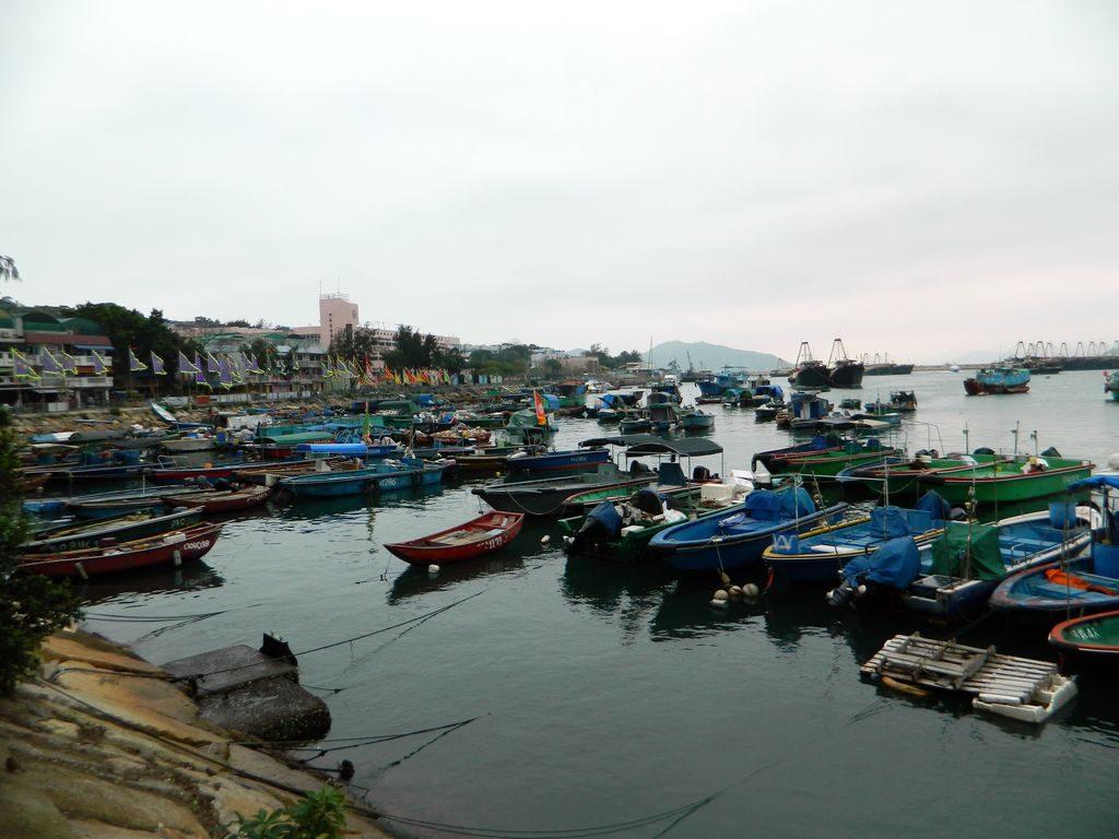 Набережная острова Ченг Чау