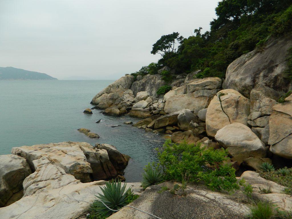 Дорога к пещере пирата, Гонконг