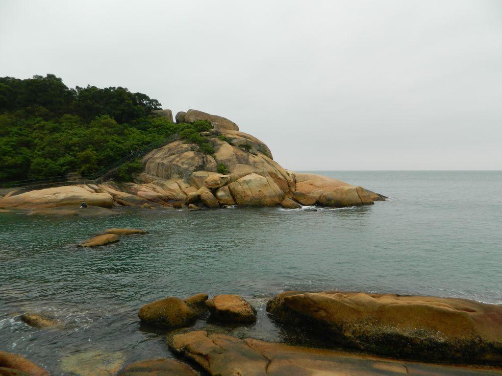 Тропа к пещере пирата, Гонконг