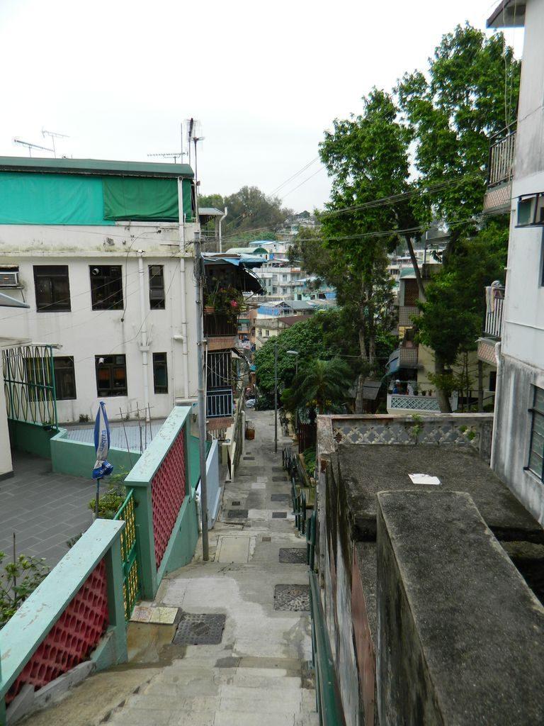 Дорога домой, Ченг Чау