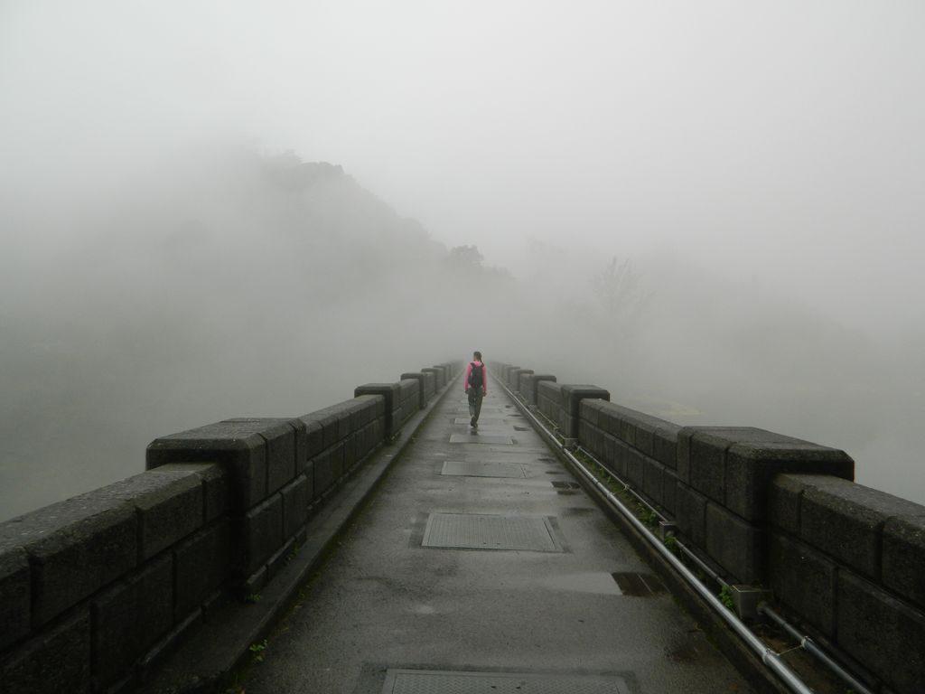 Плотина Тун Юн ха в Shing Mun Country Park, Гонконг