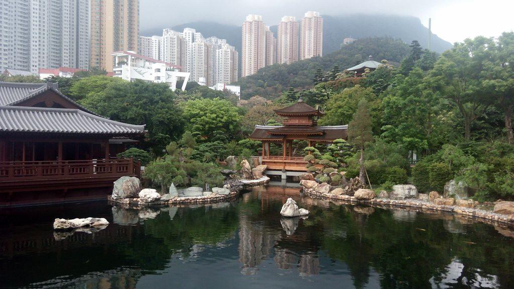 Nan Lian Garden, Гонконг