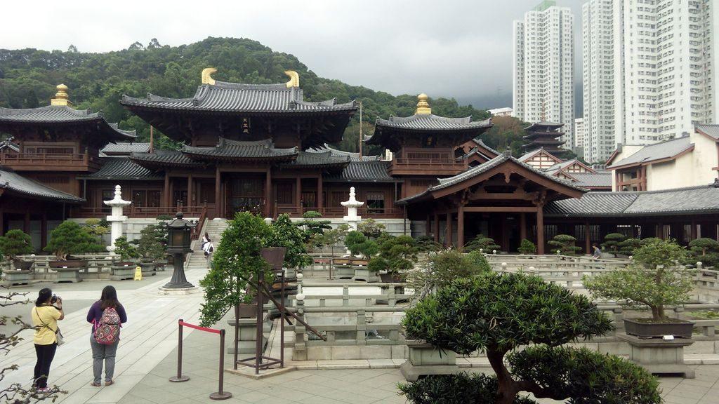 Chi Lin Nunnery, Гонконг