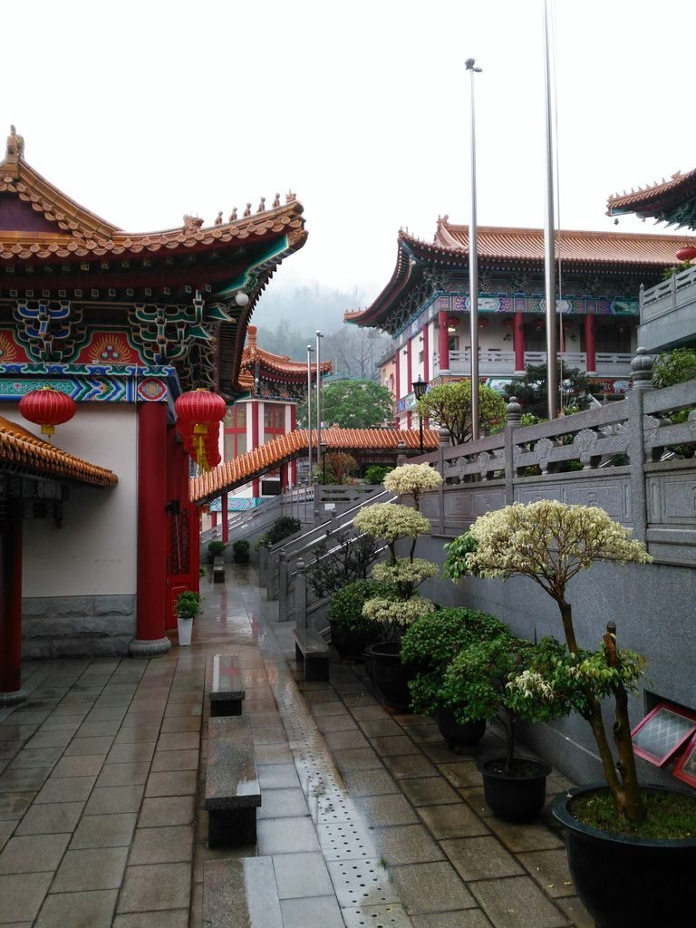 Western Monastery, Гонконг