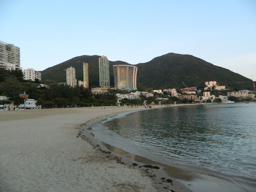 Repulse Bay Beach, Гонконг