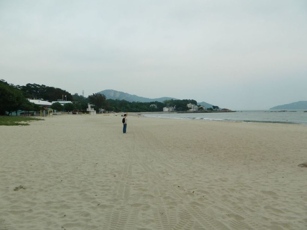 Lower Cheung Sha Beach, Гонконг