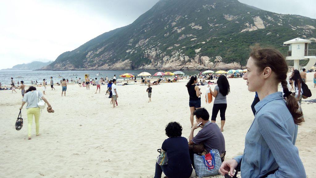 Shek O Beach, Гонконг
