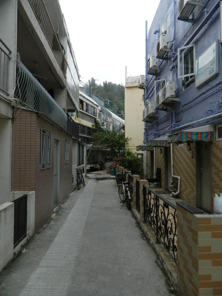 Жилье на острове Ченг чау, Гонконг