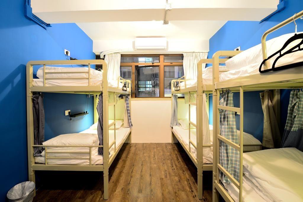Хостел в Гонконге