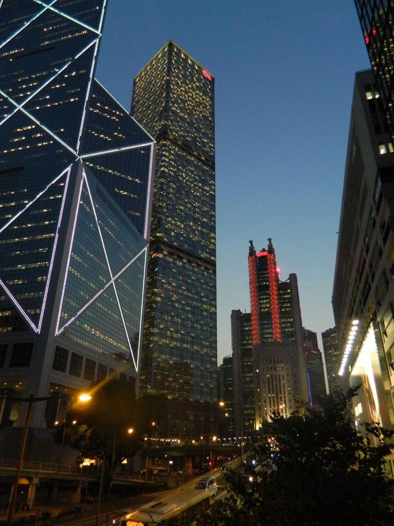 Район Central, Гонконг