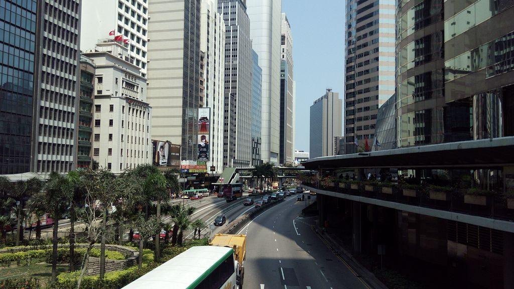 Где жить в Гонконге