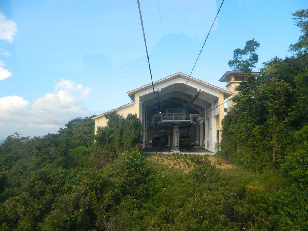 Канатная дорога, парк Феникс, город Санья