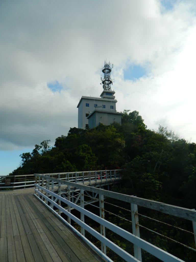 Мост, парк Феникс, город Санья