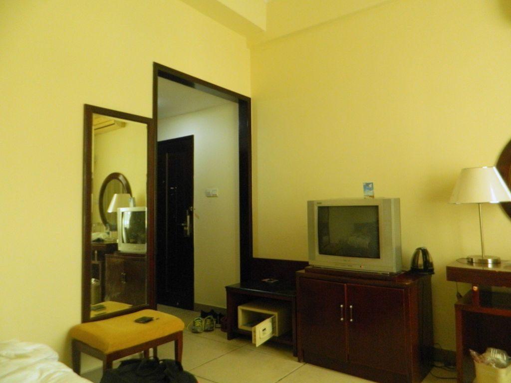 Номер отеля Linda Sea View, город Санья