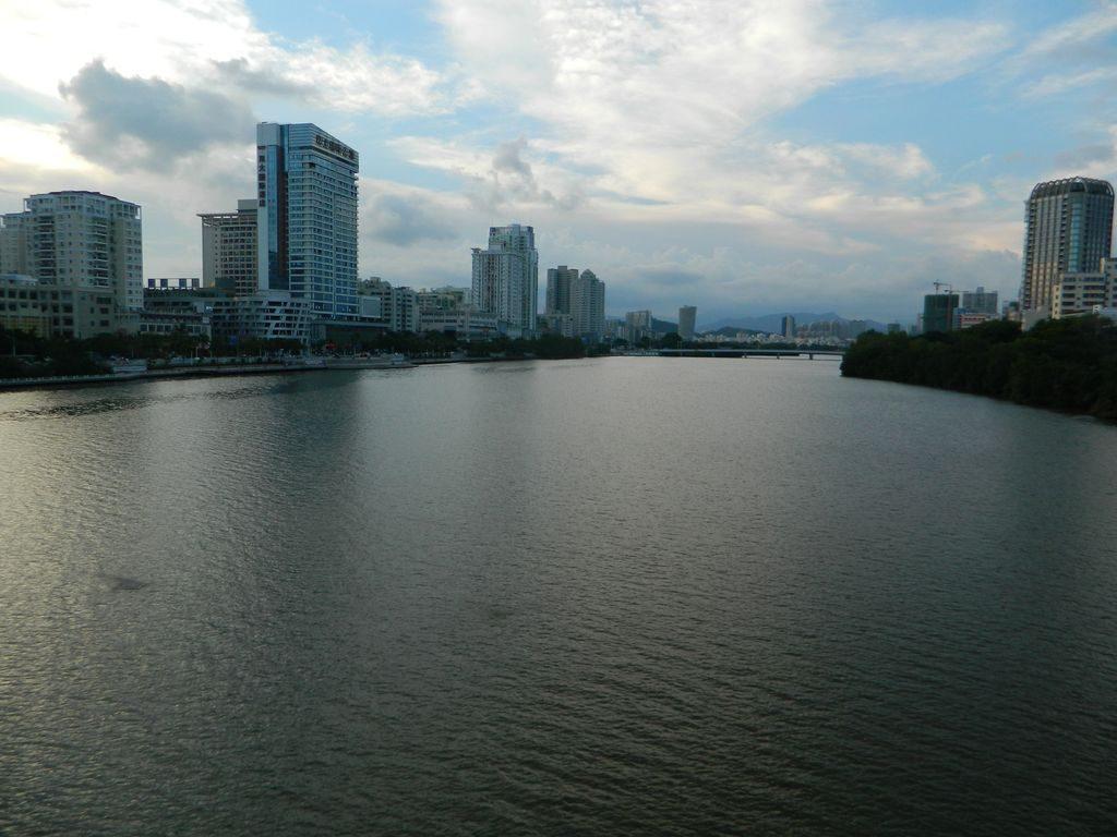 Погода на Хайнане