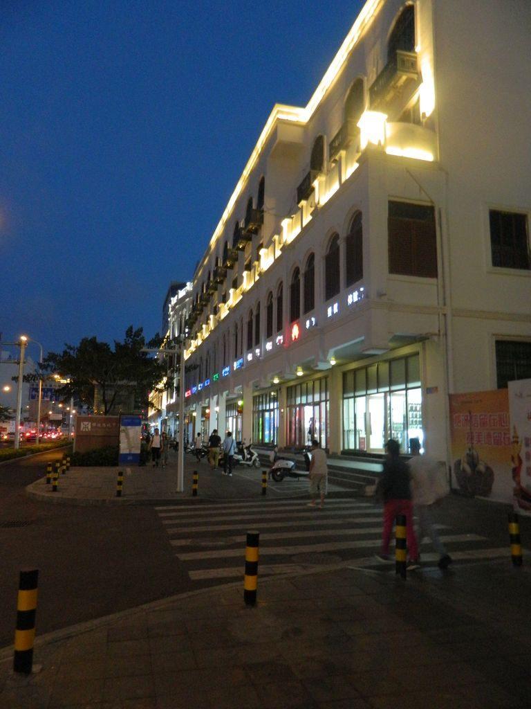 Центр города Санья, Хайнань