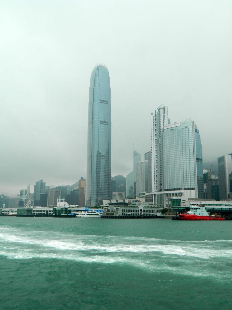 Международный финансовый центр, Гонконг