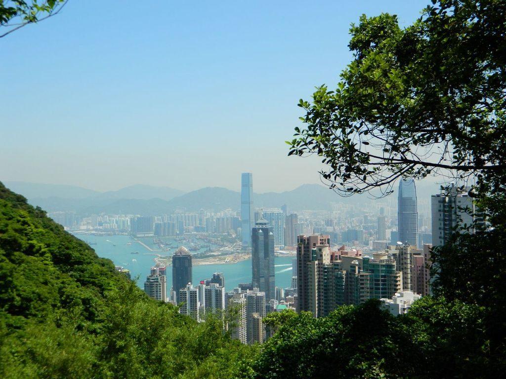 The Center, Гонконг