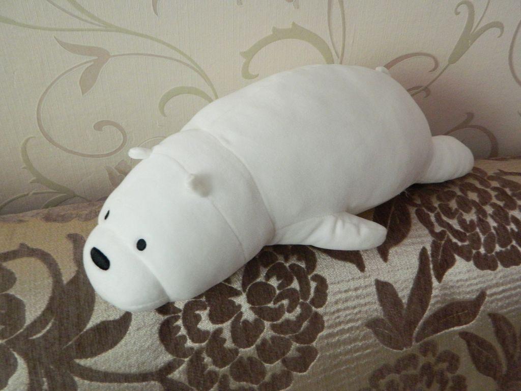 Мягкая игрушка из магазина Miniso, Хайнань