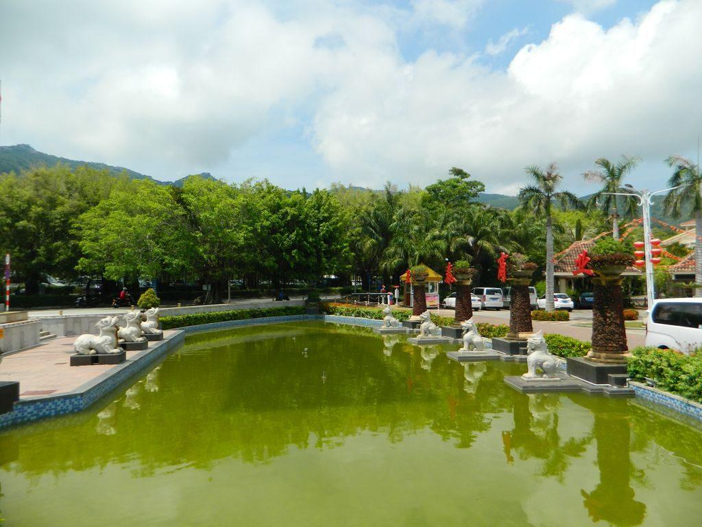 Ялунвань, Хайнань