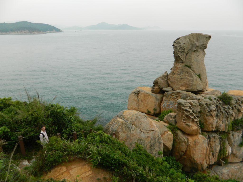 Скала Fa Peng Rock, Ченг Чау