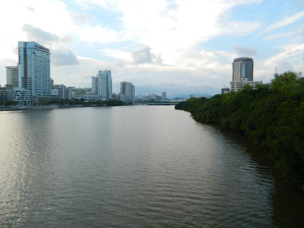 Река Sanya, Хайнань