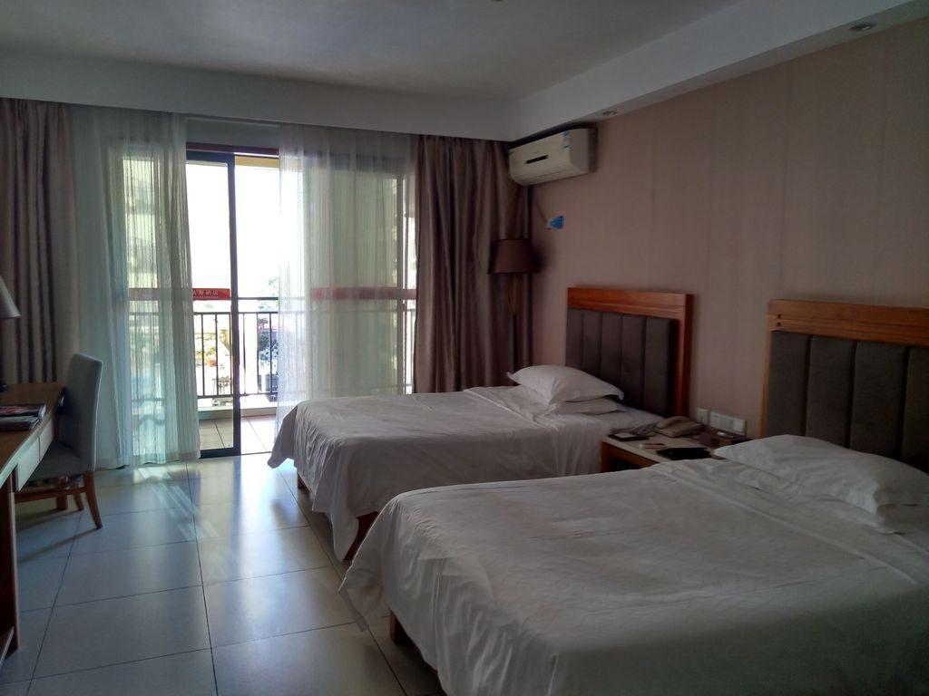 Номер в отеле Gentl Grown Sanya Seashore, Дадунхай