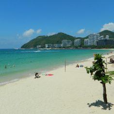 Пляжный отдых на Хайнане в мае