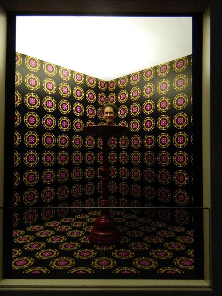 Оптические иллюзии в Научном музее Гонконга