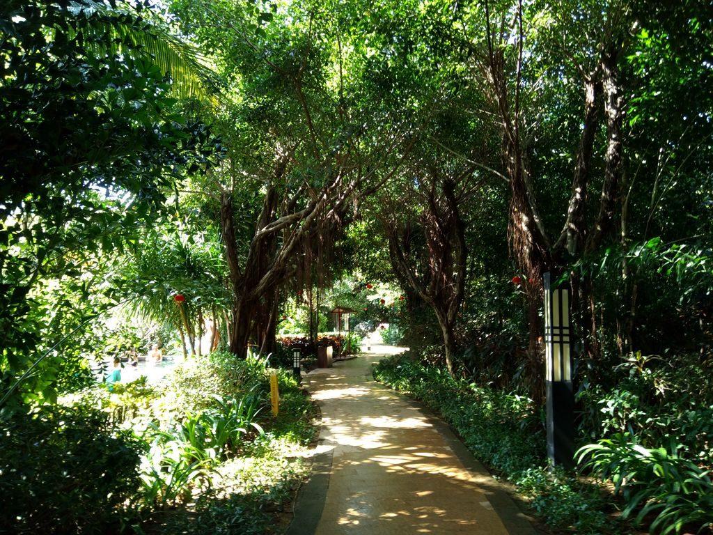 Парковая зона источников Банлин, Санья