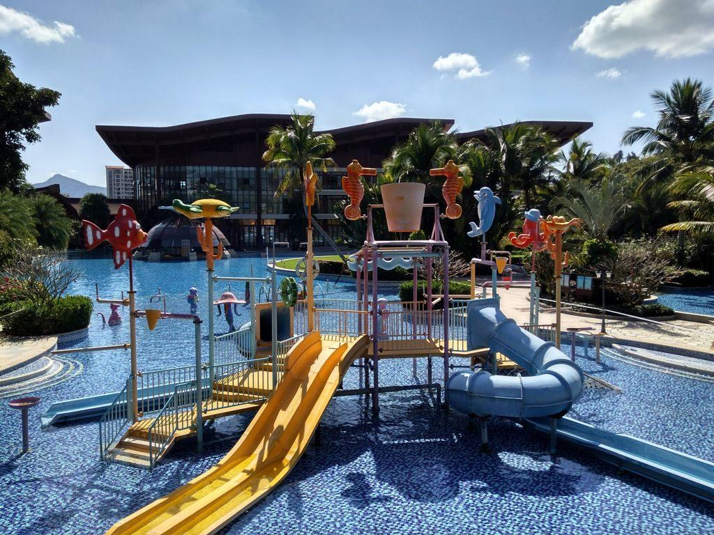 Бассейн для детей, источники Банлин