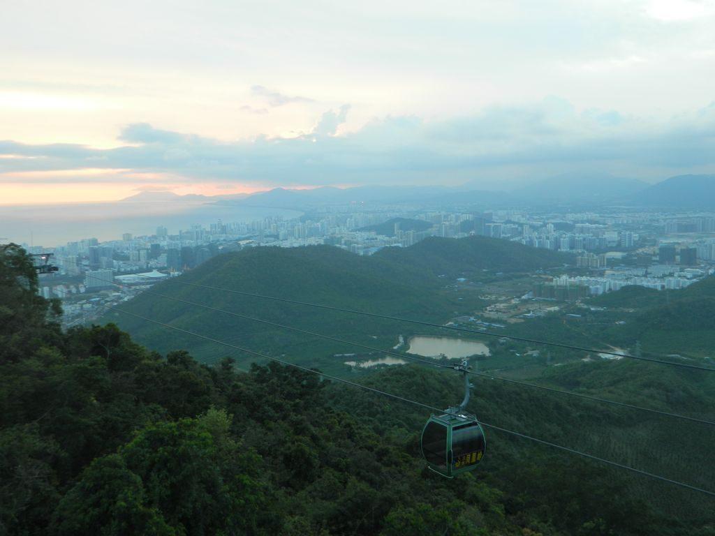 Парк Феникс, Хайнань