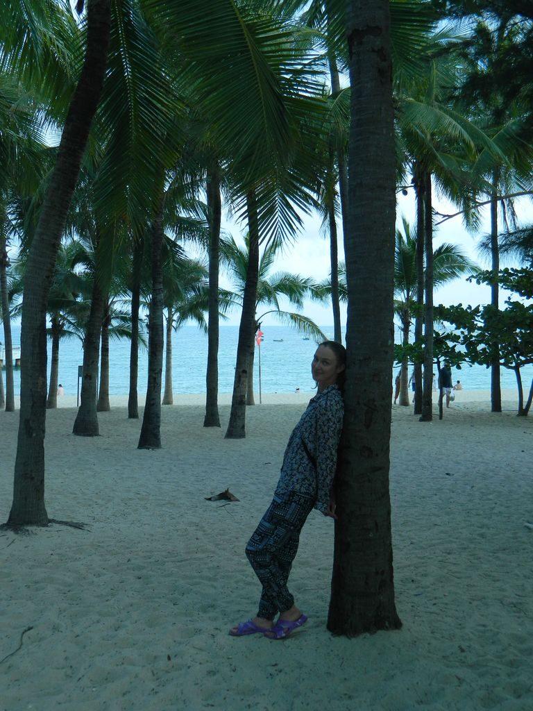 Отдых под пальмами на Хайнане