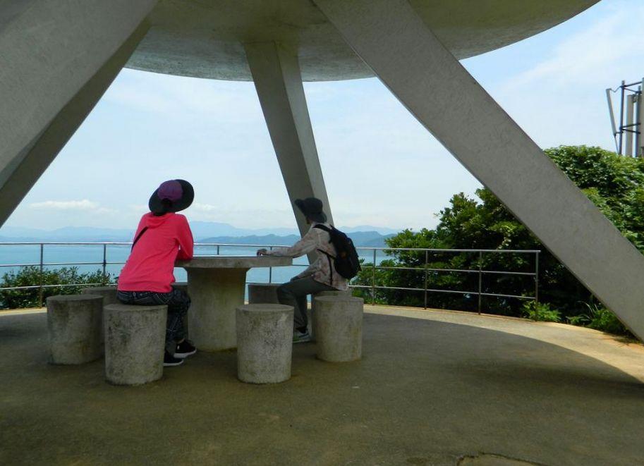 Маяк в геопарке Тайваня