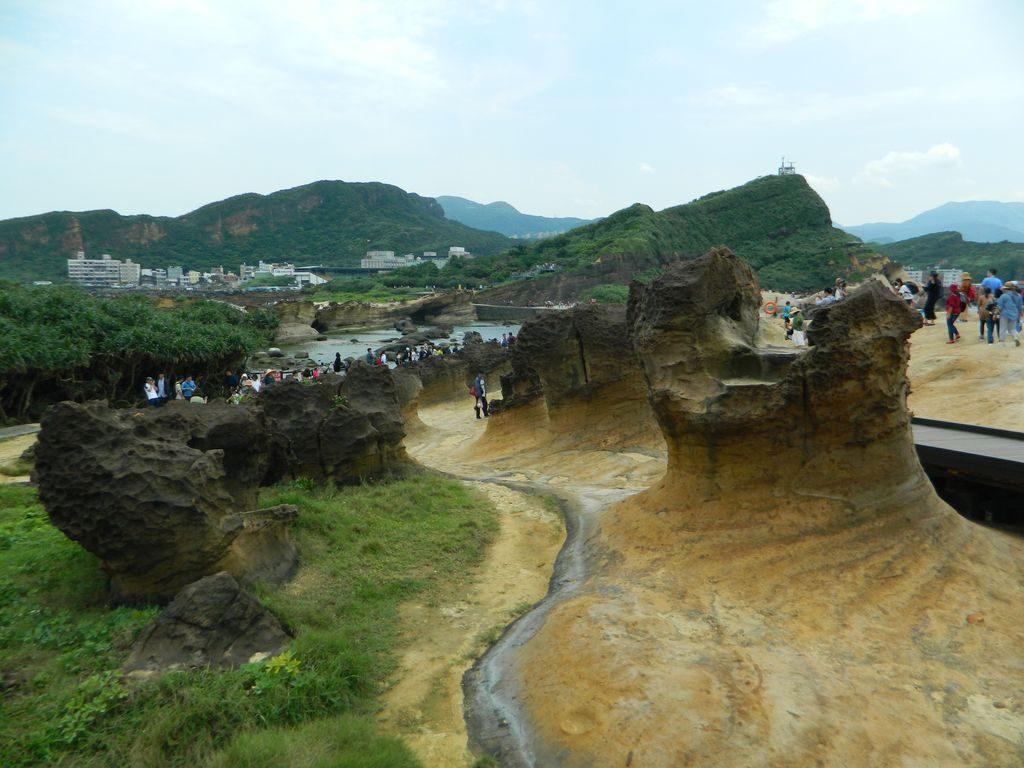 Geopark, Тайвань