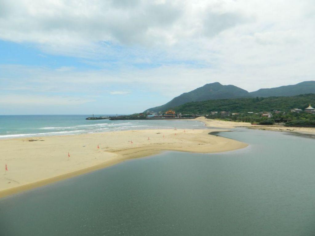 Fulong Beach, Тайвань