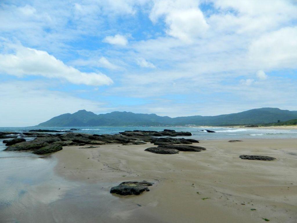 Yanliao Beach, Тайвань