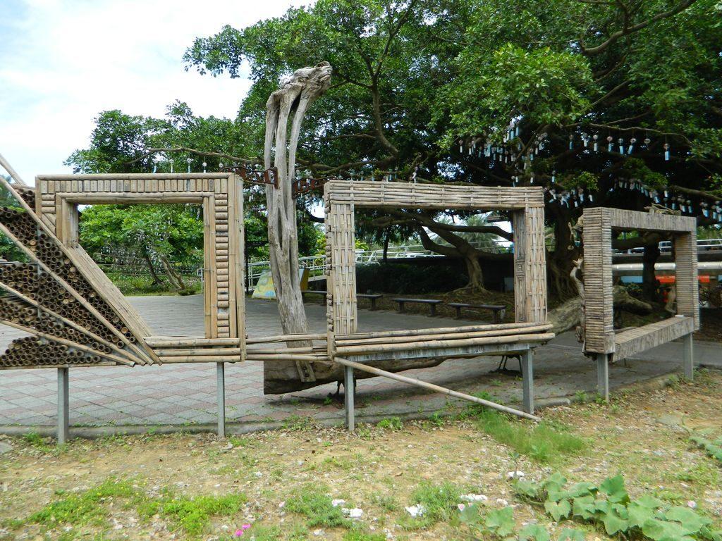 Парк отдыха на пляже Yanliao, Тайвань