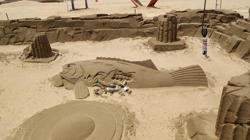 Международный фестиваль песчаных скульптур, Тайвань