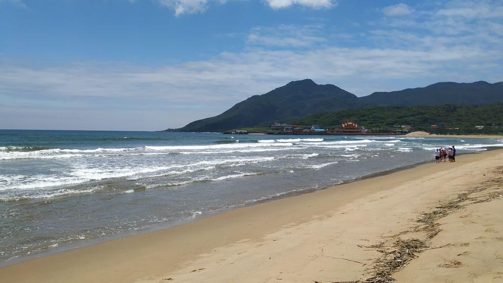Пляж Фулонг, Тайвань